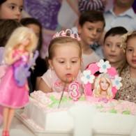 Aniversário Lana 3 anos