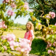Raquel 15 anos   Book Outdoor