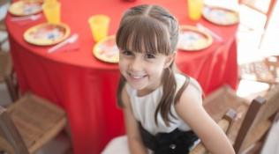 Aniversário Manuela 6 anos